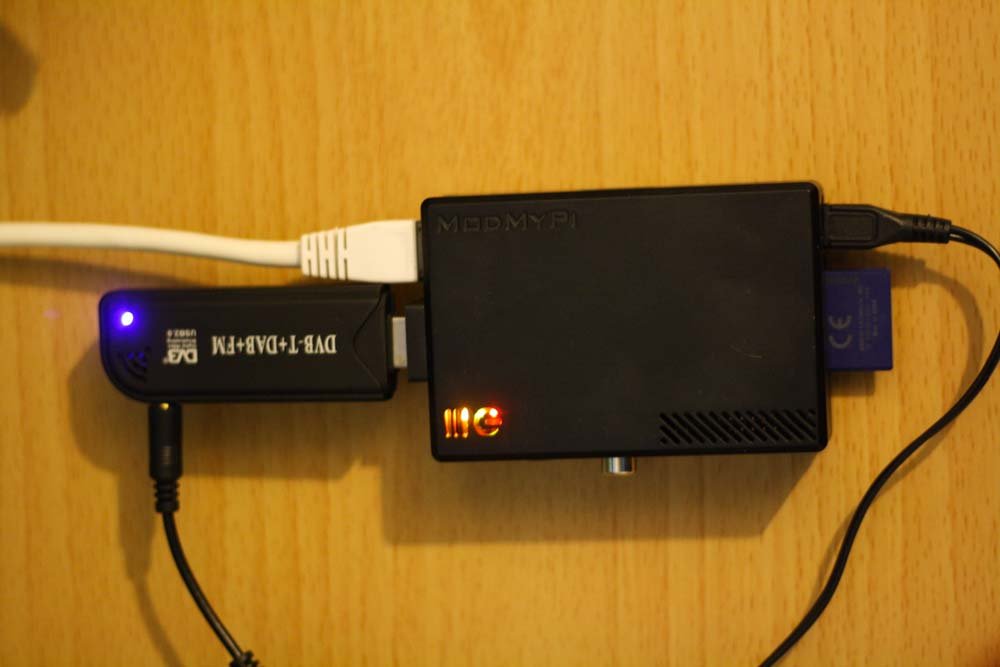 Stream RTL-SDR IQ data over a network using a Raspberry Pi